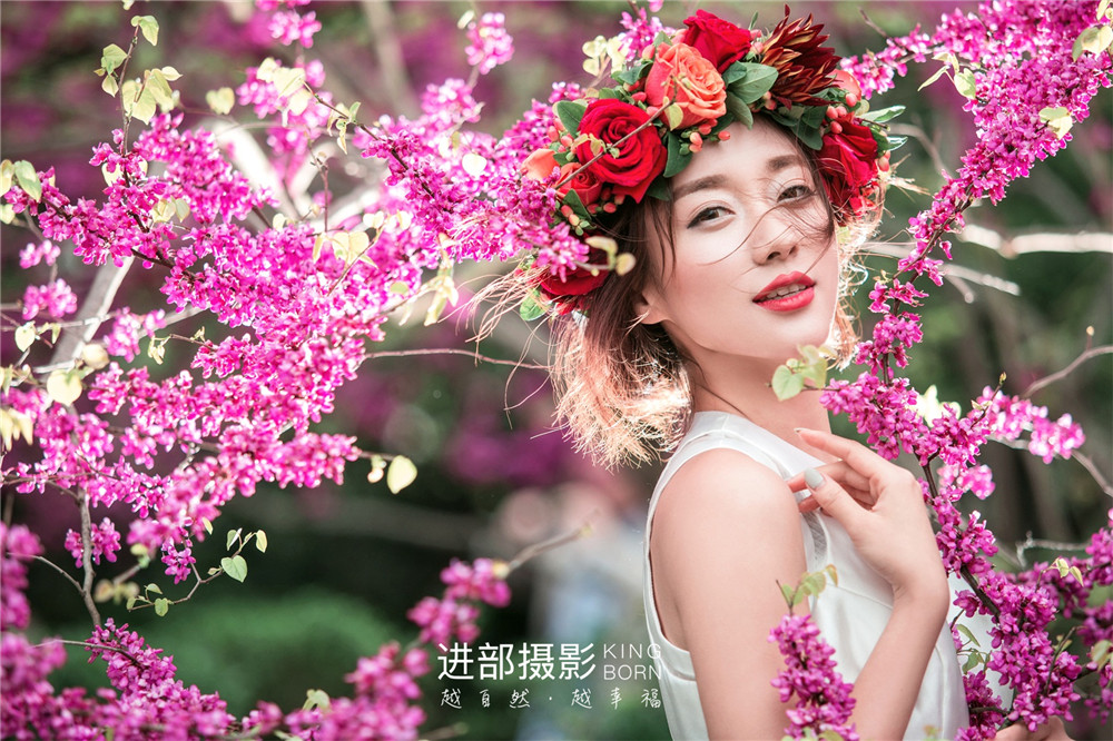最美の花季